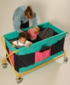 This special trolley designed in conjunction with Nottingham Fire Service is an excellent way to evacuate up to six babies safely from your building.  Price:  £377.95 inc. VAT