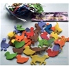 These colourful foam shapes are ideal for a wide range of crafty activities.  Depicting a variety of familiar animals the shapes can be used for creating pictures, greetings cards & collages.  Ages:  3+  Price:  £2.65 inc. VAT