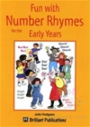A valuable resource for any early years setting, this book will help children with their mathmatical skills as they sing and act out the number rhymes.  Excellent for building confidence, memory and understanding.  See sample pages.  Price: £18.00