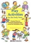 A handy book containing brilliant ideas, instructions and photocopiable resources for activities and games specifically devised for children aged 3 to 5 years old.  See images for sample pages.   Price:  £18.95