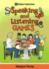 A handy book containing brilliant ideas, instructions and photocopiable resources for activities and games specifically devised to help develop language and listening skills.  See images for sample pages.   £17.95