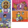 Four delightful tray puzzles showing children performing everyday tasks such as getting washed, going to bed and brushing hair. A brilliant set for supporting early years PSE topics. Set of 4 only £25.50 inc. VAT