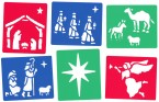 A brilliant set of washable stencils depicting six familiar nativity scenes. Excellent for craft activities and displays, these handy stencils encourage creativity from children with different levels of ability. Ages: 3+ Price: �2.95 inc. VAT