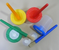 Paint Pots Brushes & Accessories